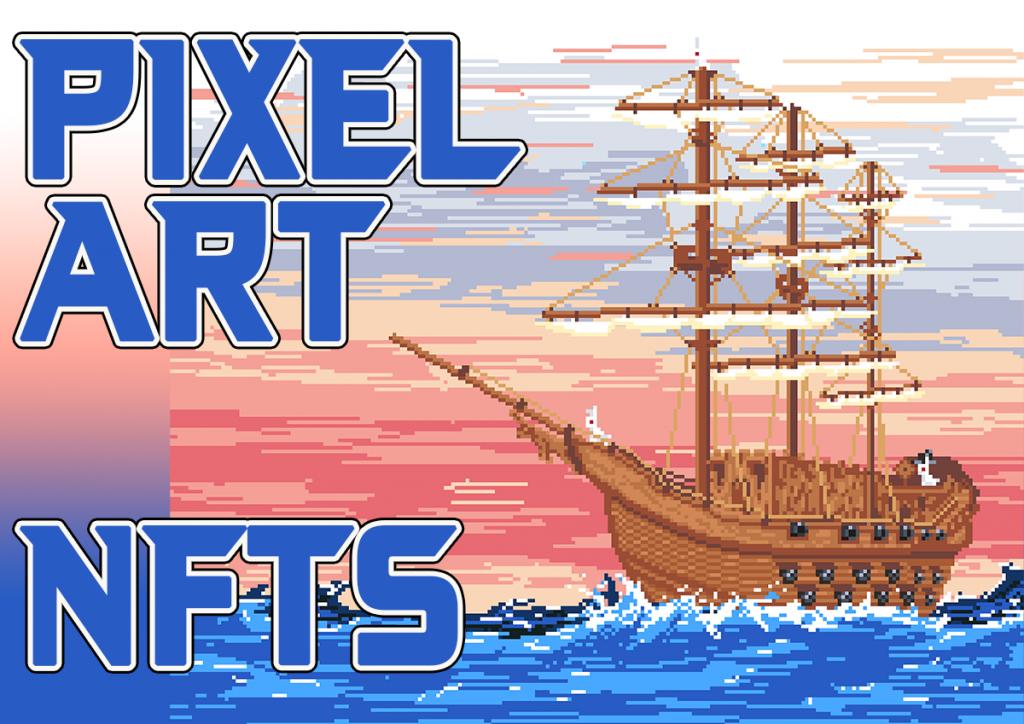 Pixel Art NFTs