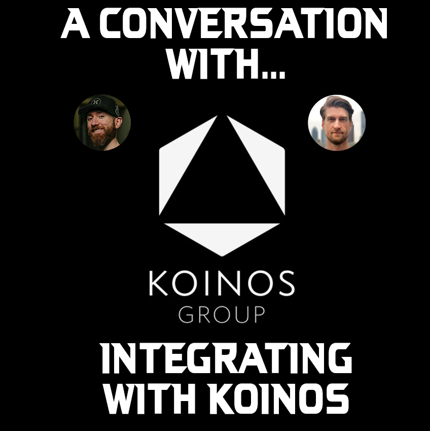 Integrating with Koinos