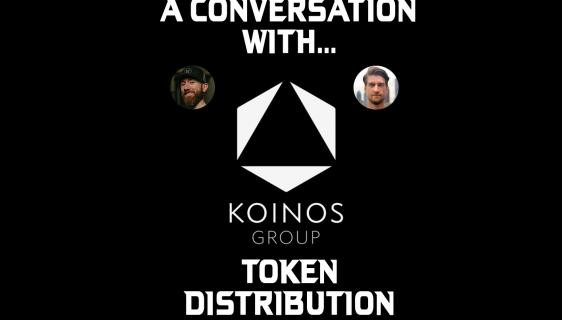 Koinos Token Distribution
