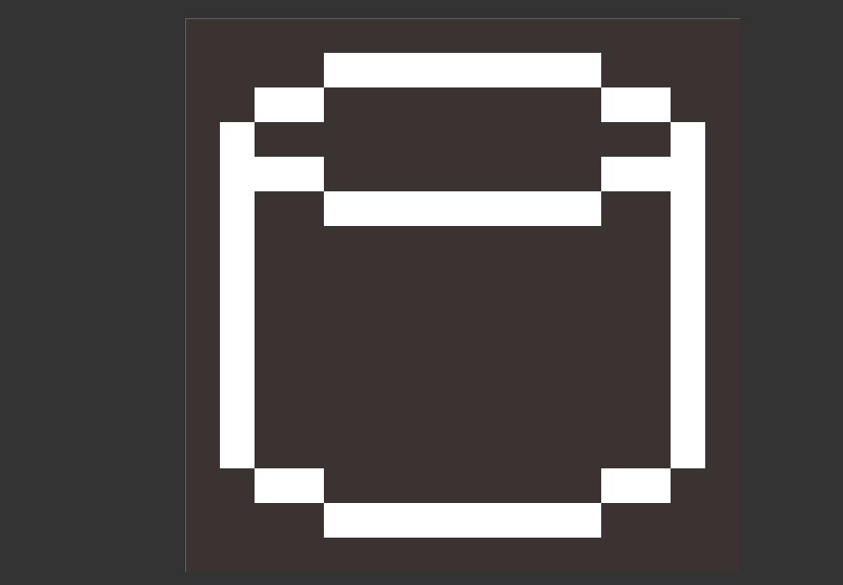 Pixel art contest - Items of varying size