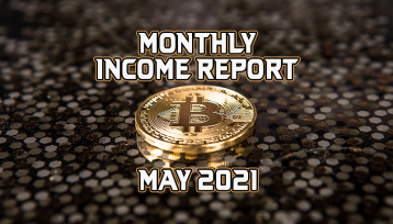 Monthly Income Report May
