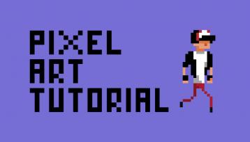 Pixel Art Tutorial - Walking